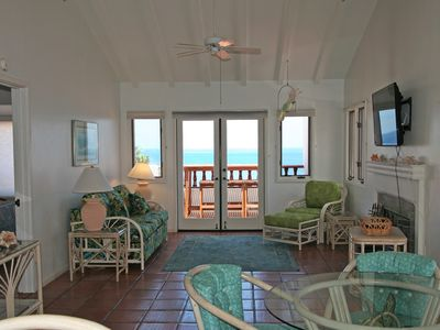 Photo for Great Ocean Views, Private Balcony, Comp Golf Cart + Only 10 Steps!