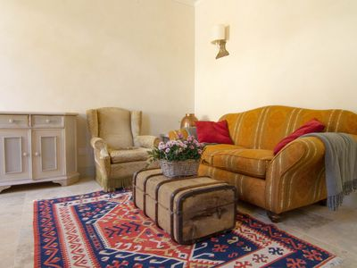 Photo for 2BR Chateau / Country House Vacation Rental in San Rocco a Pilli, Toscana