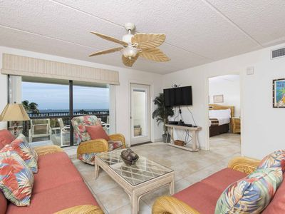 Photo for Saida I 401 - Oceanfront Condo w/ All the Comforts of Home, Luxurious Grounds, Beach Access
