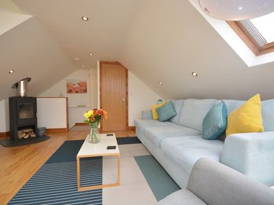 Bright and airy living space for all the family