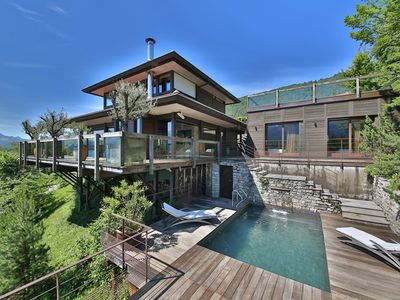 Photo for Sevrier - Exceptional villa, Lakeside: Hollywood