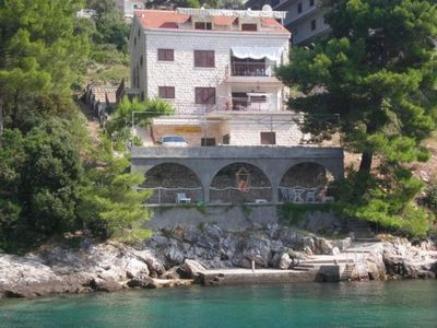 Photo for Apartment in Brna (Korčula), capacity 2+1