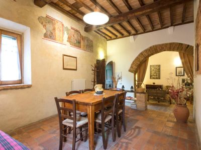 Photo for House 466 m from the center of Volterra with Internet, Pool, Parking, Garden (117069)