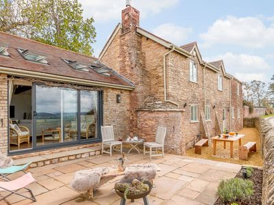 Photo for 4 bedroom accommodation in Near Ross-on-Wye
