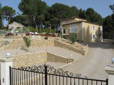 Photo for House in pine forest, at the foot of the Alpilles