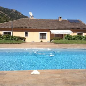 Photo for Villa with calm and relaxing pool guaranteed panoramic view of the mountains