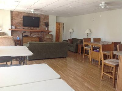 Photo for 3BR Apartment Vacation Rental in Osage, Iowa
