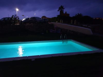 Photo for Panoramic villa with swimming pool