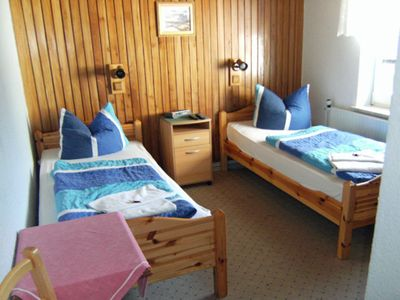 Photo for Single Room - Pension in the seaside resort Breege