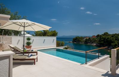 Photo for Villa Sumartin Deluxe – A Stunning 4 Bedroom Villa with a Gym – Just Steps to the Beach
