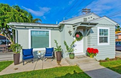 Photo for Charming Craftsman Cottage w/ Hot Tub ~ Located in the Heart of San Diego