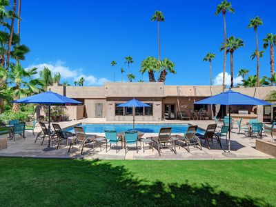Desert Paradise 4 bed Retreat Beautiful Private Resort PD109 LIC#40784
