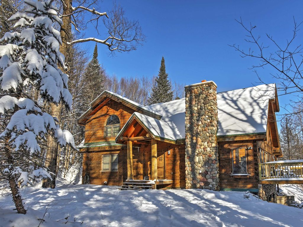 Copper Lodge Modern 3BR Gleason Cabin