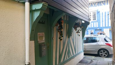 Photo for PASTEL and its ROMANTIC and GLAMOR decoration in the heart of Honfleur.