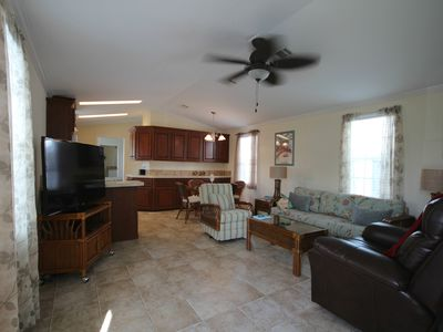 Photo for 56 Oyster Bay Lane: 2  BR, 2  BA House in Fort Myers Beach, Sleeps 6