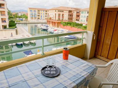 Photo for Apartment L'Escale 2 in Fréjus - 4 persons, 1 bedrooms