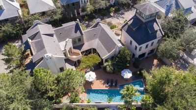 Photo for Rosemary Estate- 48 Ft Pool, WaterFall & Hot Tub