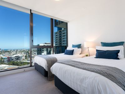 Photo for Wyndel Apartments -Southbank Views - Two Bedroom apartment Balcony/Pool