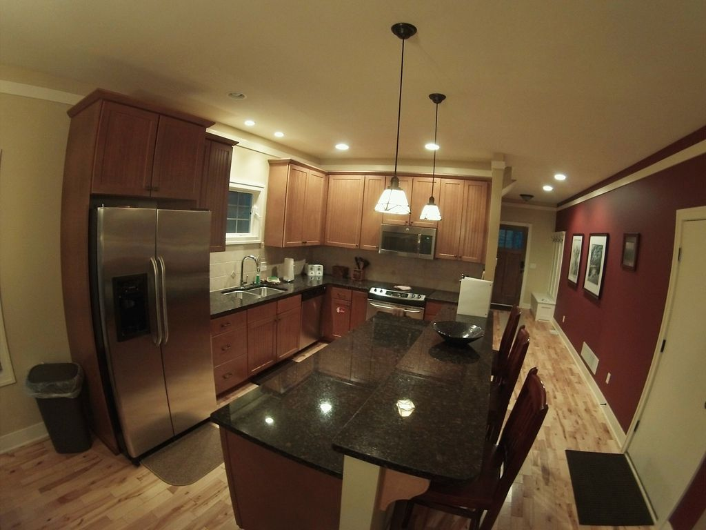Search country house furniture south haven mi - Fully Equipped Kitchen For The Nights You Dine In