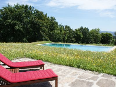 Photo for Private Villa with pool and tennis