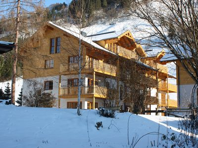 Photo for Luxury 3 bed apartment with large sunny balcony, stunning mountain views and Spa
