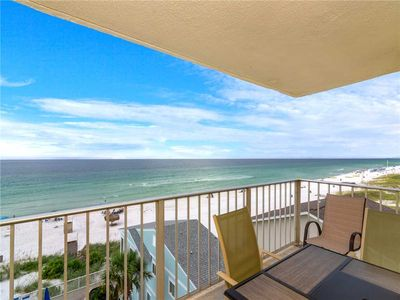 Photo for Regency Towers 505, 1 Bedroom, Sleeps 4, Beachfront, Wi-Fi, Pool