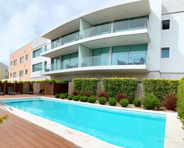Photo for Cascais Avenida Loft - Pool & Parking: walking distance to the center and beach