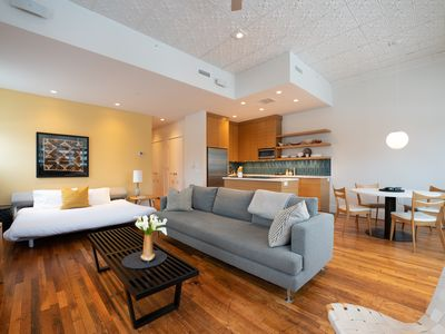 Photo for Downtown luxury contemporary residence 202