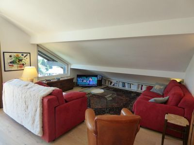 Photo for 1BR Apartment Vacation Rental in Megève