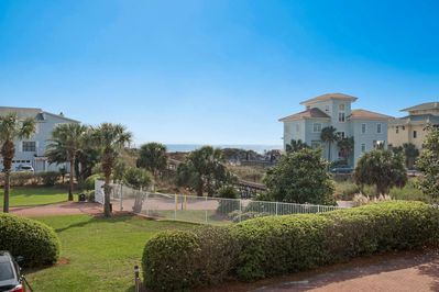 Beautiful Gulf views from your private balcony!