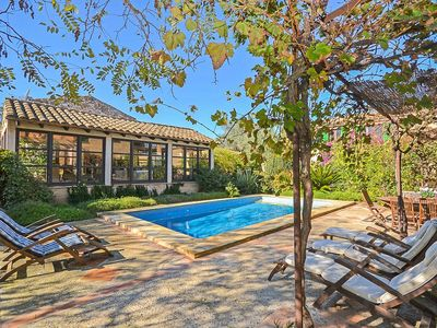 Photo for 7 bedrooms, 7 bathrooms, 1200 sqm plot, 3 extra beds, guest toilet, Ve