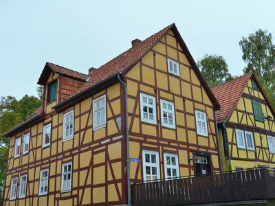 Photo for Lovely ground-floor flat with wood stove in Bad Arolsen, in Hesse