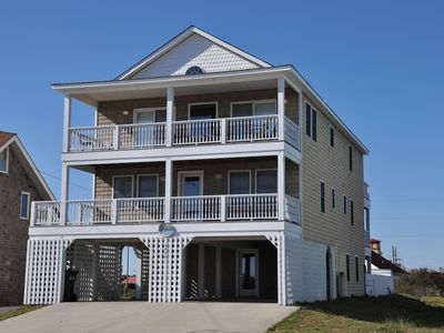 Photo for Turning Tide: 6 BR / 6 BA house in Nags Head, Sleeps 12
