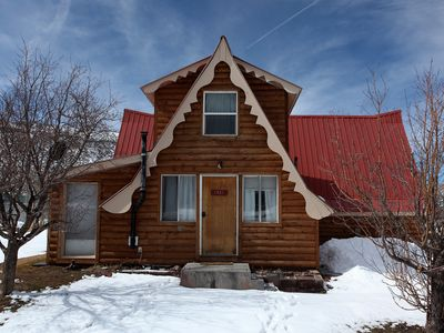 Photo for *NEW LISTING* - Near Orvis Hot Springs Pool - Pet Friendly - Fabulous Views!