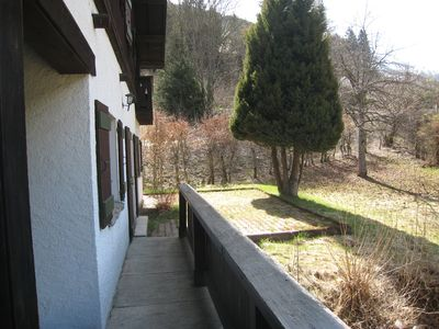 Photo for Spacious chalet with terrace