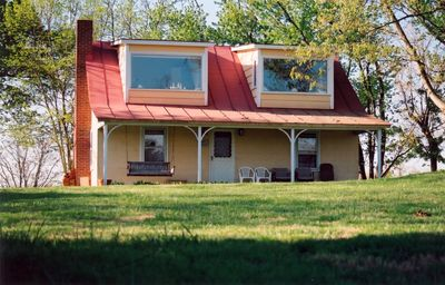 Photo for Private House on 120 Acres with miles of private walking trails