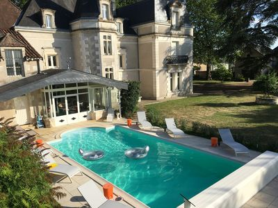 Photo for 9BR Country House / Chateau Vacation Rental in Bouresse, Nouvelle-Aquitaine