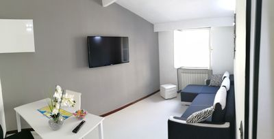Photo for HHS HomeholidaySanremo. NEW MODERN FLAT CITY CENTER IN SANREMO