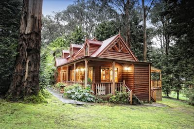 Your Cottage in the trees