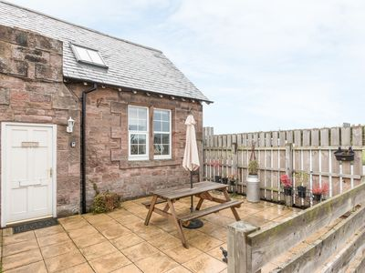 Photo for BEDE APARTMENT, with a garden in Beal, Ref 904062