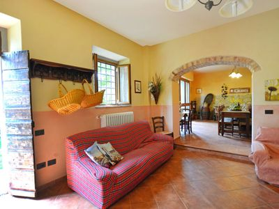 Photo for Vacation home Casa dei Ciliegi in Gambassi Terme - 13 persons, 6 bedrooms