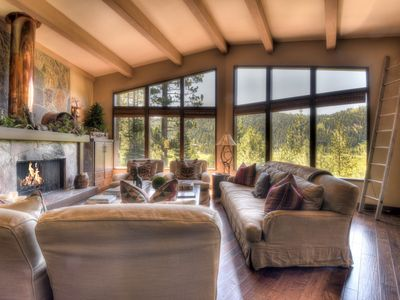 Photo for Bright Olympic Valley Design Home