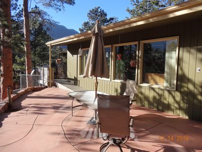 Photo for Owl Pine House- Charming Mountain Cabin just West of the Pike's Peak Hwy!