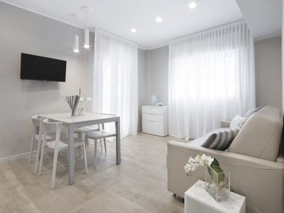 Photo for RESIDENCE DOLCEMARE - Classic apartment 1 bedroom access to the disabled terrace