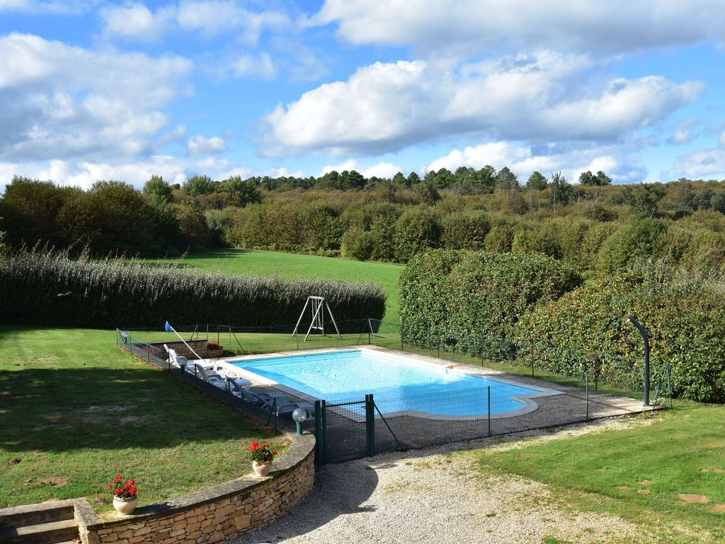 Property Image#29 Beautiful House Near Besse (3 Km) With Marvellous Terrace  And
