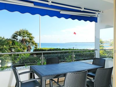 Photo for Apartment 1.4 km from the center of Cannes with Lift, Internet, Washing machine, Air conditioning (328562)