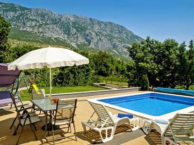 Photo for Holiday apartment Gata for 6 - 10 persons with 3 bedrooms - Holiday house
