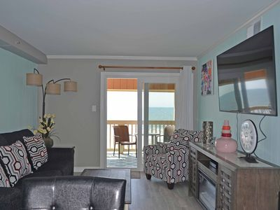 Photo for Beach House 307-Oceanfront in Garden City