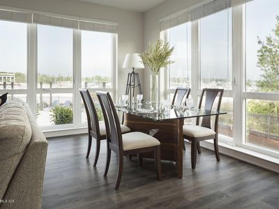 Photo for Beautiful Condo With Views Of The Harbor