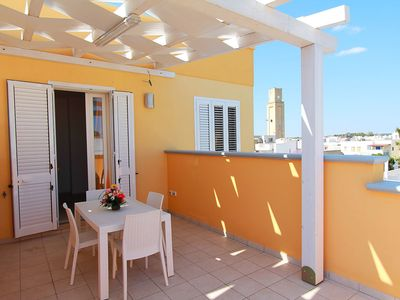 Photo for Apartment in the center of Torre San Giovanni dx